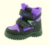 Dievčenské zimné topánky - Superfit