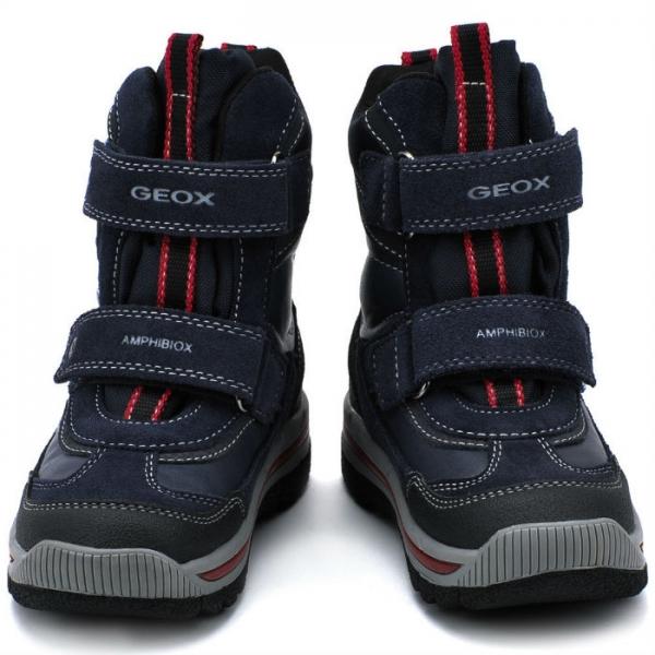 Chlapčenské zimné topánky - GEOX - Maximino.sk 7eb00e6f155