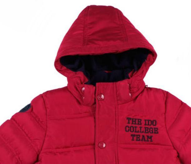 6073974af Chlapčenská zimná bunda - I DO - Maximino.sk